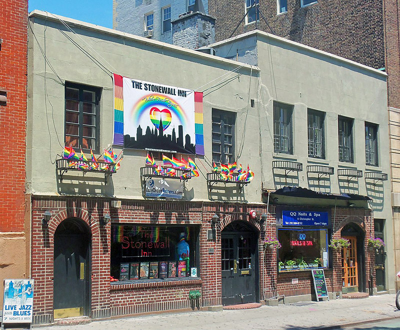 Stonewall Inn in New York City